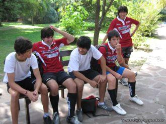 Amistoso de Futbol y Rugby 1