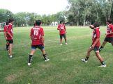 Amistoso de Futbol y Rugby 13