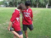 Amistoso de Futbol y Rugby 17