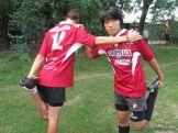 Amistoso de Futbol y Rugby 18