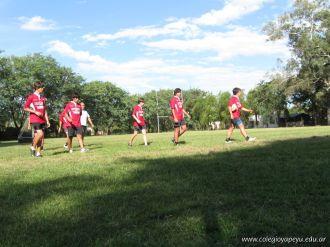 Amistoso de Futbol y Rugby 23