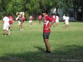 Amistoso de Futbol y Rugby 27