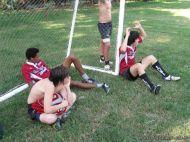 Amistoso de Futbol y Rugby 40