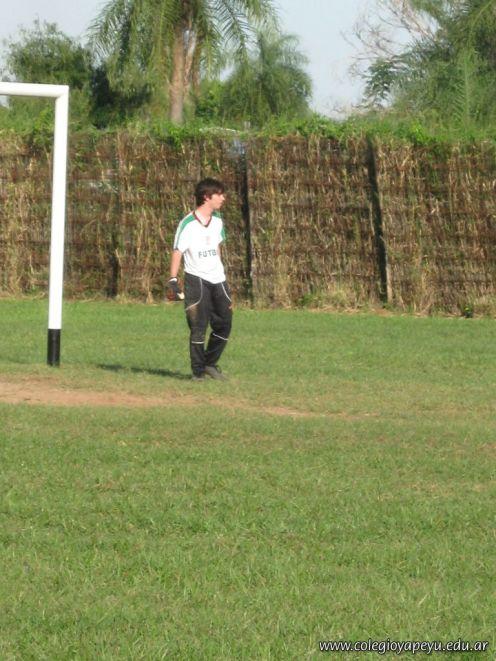 Amistoso de Futbol y Rugby 88