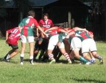 Amistoso de Futbol y Rugby