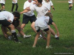 Amistoso de Rugby con Informatico 34