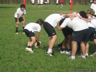 Amistoso de Rugby con Informatico 51