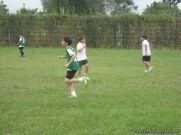 Amistoso de Futbol con el Mecenas 13