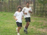 Amistoso de Futbol con el Mecenas 24