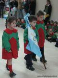 Acto de la Bandera del Jardin 2010 19
