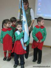 Acto de la Bandera del Jardin 2010 22