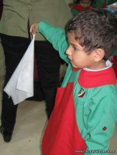 Acto de la Bandera del Jardin 2010 34