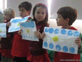 Acto de la Bandera del Jardin 2010 76