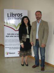 Conferencia de Prensa de Libros en Libertad 18