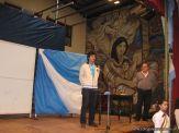 Promesa de Lealtad a la Bandera de la Secundaria 14
