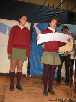 Promesa de Lealtad a la Bandera de la Secundaria 31