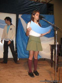 Promesa de Lealtad a la Bandera de la Secundaria 36