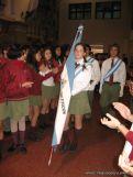 Promesa de Lealtad a la Bandera de la Secundaria 5