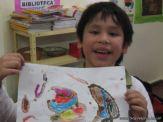 Educacion Plastica en 2do grado 5