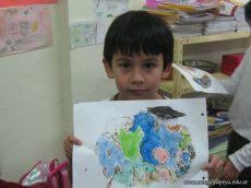 Educacion Plastica en 2do grado 7