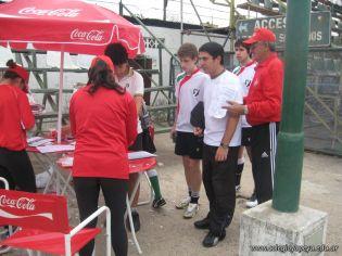 1er partido Copa Coca Cola 11