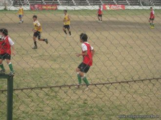 1er partido Copa Coca Cola 32