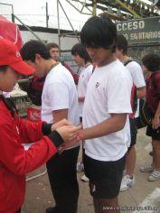 1er partido Copa Coca Cola 8