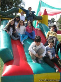 Festejamos nuestro Cumple con Jardin y Primaria 86