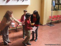 Premiacion del Spelling Bee 5