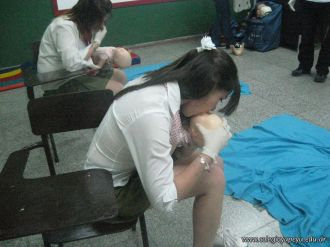 2da Clase de Primeros Auxilios 2010 102