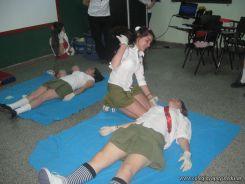 2da Clase de Primeros Auxilios 2010 11