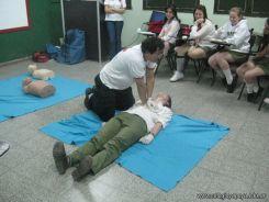 2da Clase de Primeros Auxilios 2010 42