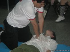 2da Clase de Primeros Auxilios 2010 43
