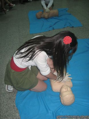 2da Clase de Primeros Auxilios 2010 52