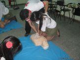 2da Clase de Primeros Auxilios 2010 59