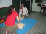 2da Clase de Primeros Auxilios 2010 72