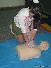 2da Clase de Primeros Auxilios 2010 85