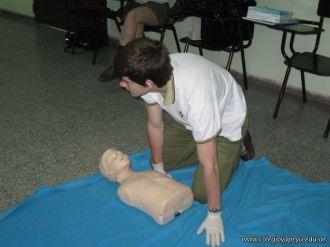 3ra Clase de Primeros Auxilios 14