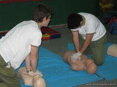 3ra Clase de Primeros Auxilios 24