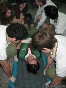 3ra Clase de Primeros Auxilios 74