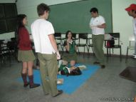 3ra Clase de Primeros Auxilios 82