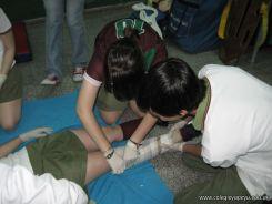 3ra Clase de Primeros Auxilios 92
