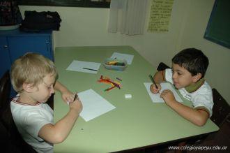 Doble Escolaridad Sala de 5 a 1er grado 123