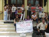 Protesta de la Orquesta Sinfonica 2
