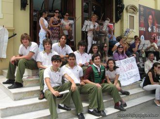 Protesta de la Orquesta Sinfonica 3
