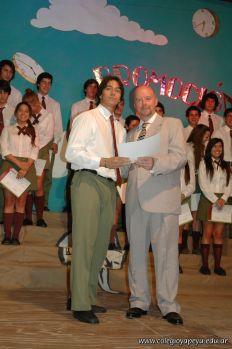 Acto de Colacion de la Promocion 2010 117