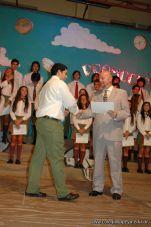 Acto de Colacion de la Promocion 2010 132