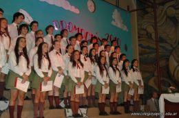 Acto de Colacion de la Promocion 2010 154