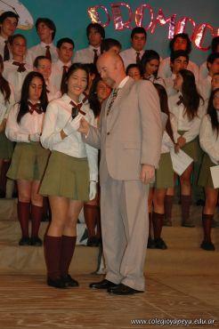 Acto de Colacion de la Promocion 2010 210
