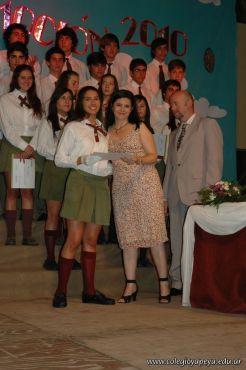 Acto de Colacion de la Promocion 2010 211